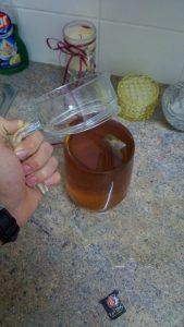 Китайская кружка русский чай