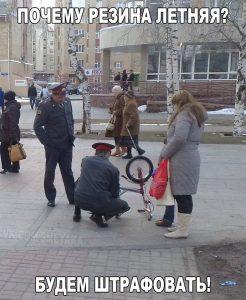 Полиция в России