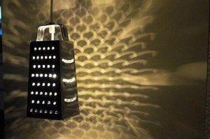 Русский светильник