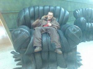 Король шиномонтажа