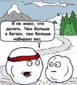 Проблемы снега