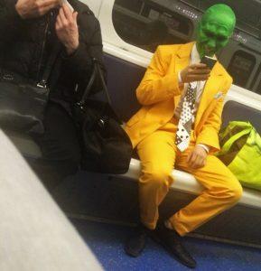 Решил поездить на метро