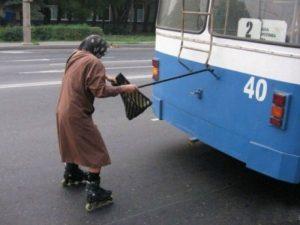 Русская бабушка