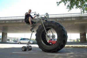 Сделал велосипед