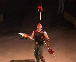 Профессиональный жонглер. Смешная история