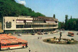 Гагры. Автовокзал. СССР