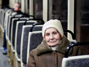 Бабушкин возраст. Автобусная история