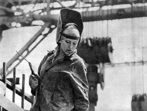 Девушки на работе, СССР
