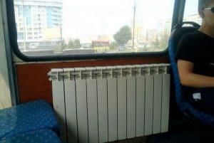 Зато тепло