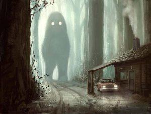 Местные духи