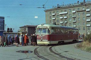 Трамвай. СССР